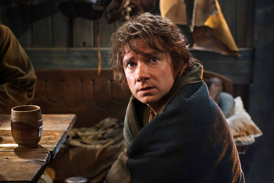 Hobbit, skazańcy i walka z rakiem. Kto wygra?
