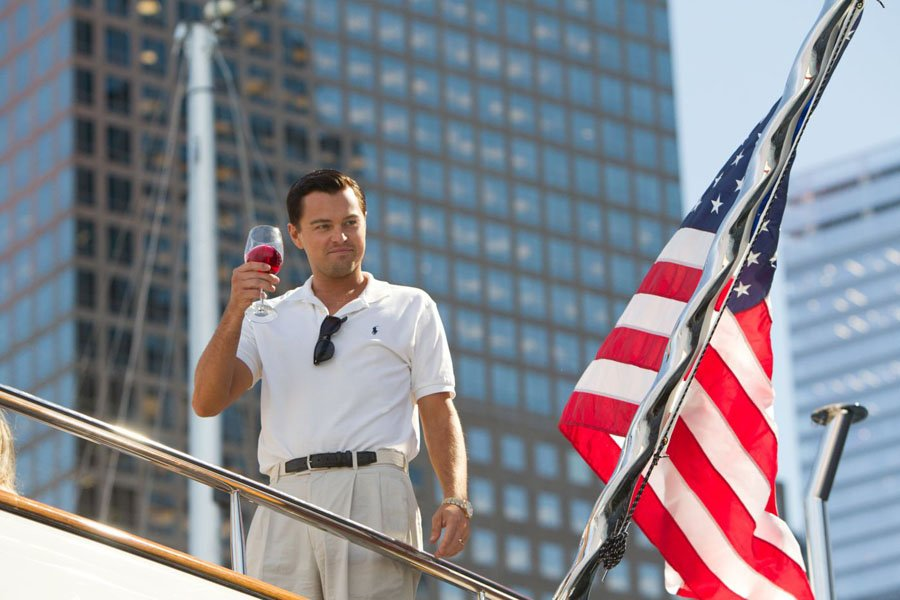 Wilk z Wall Street bije rekordy przekleństw. I to w jakim stylu!