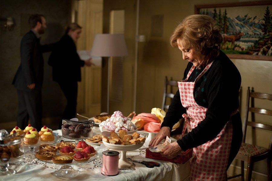 Babcia Gandzia i ciasteczka z haszem