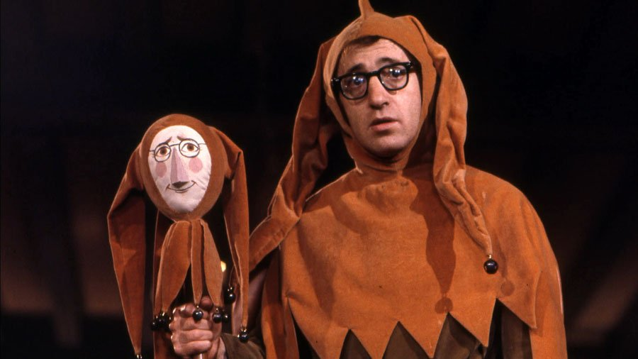 Woody Allen na chandrę. Niech zrobi Wam dzień!