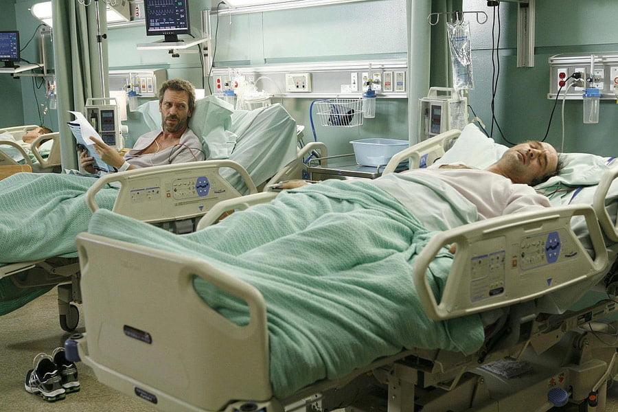 Nowy Jork, Nowa Sól. Who cares? Czyli: idziemy do szpitala!