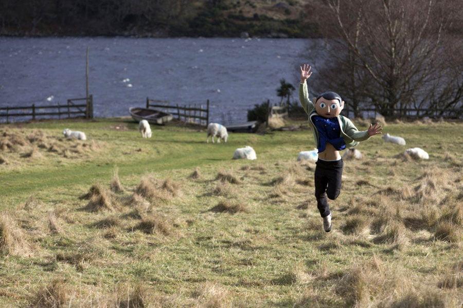 """Przez pole owiec biegłem i krzyczałem, czyli idźcie na """"Franka"""", bo dobry"""