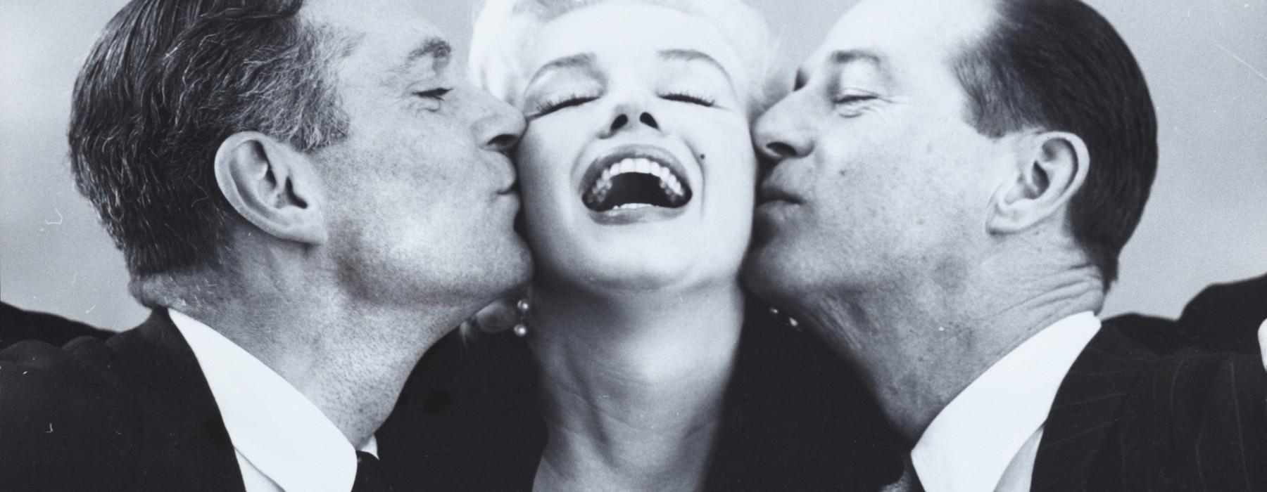 """Wystawa zdjęć Marilyn Monroe. """"Życie jest po to, żeby je przeżyć"""""""