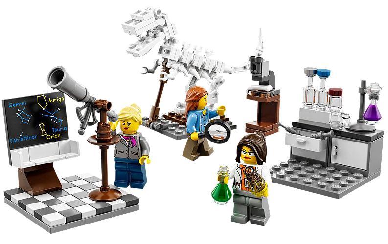7-latka ma pretensje do Lego. Bo to chłopcy przeżywają przygody