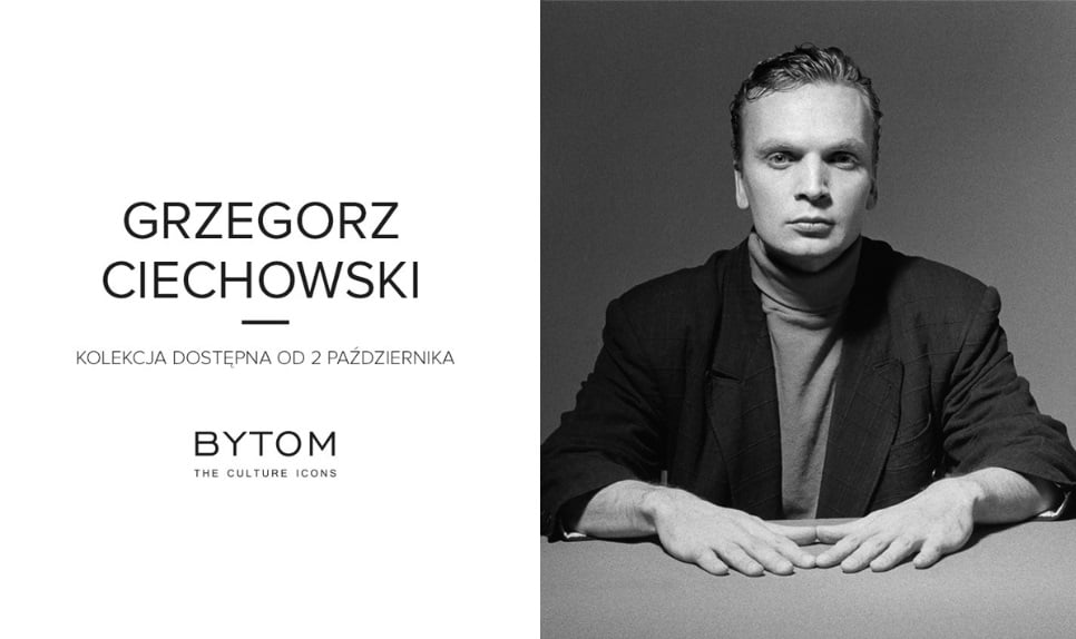 Grzegorz Ciechowski w reklamie marki Bytom. Nosilibyście?