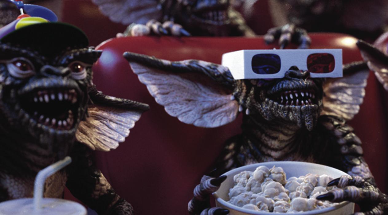 Idziemy do kina, czyli 10 rad, jak nie zostać tępym gremlinem
