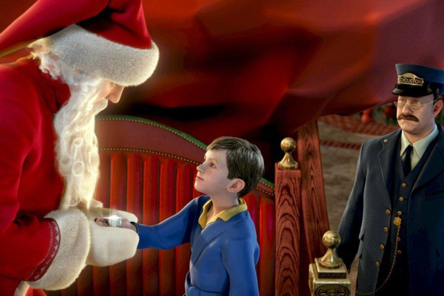 Ekspres polarny - Najlepsze filmy o świętach Bożego Narodzenia