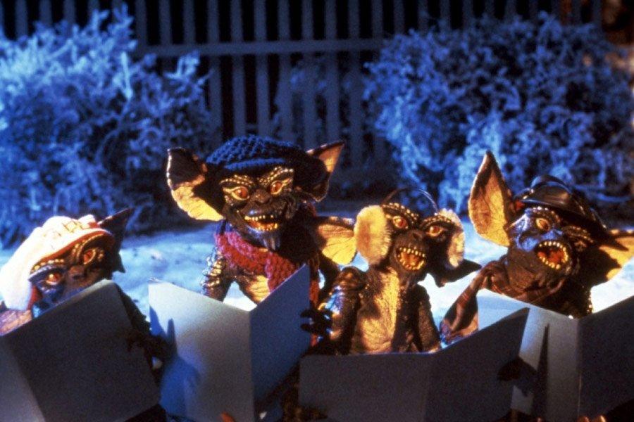 Gremliny rozrabiają - Najlepsze filmy o świętach Bożego Narodzenia
