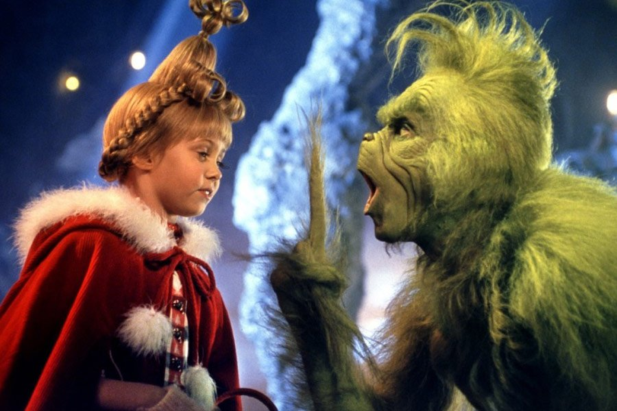 Grinch świąt nie będzie - Najlepsze filmy o świętach Bożego Narodzenia
