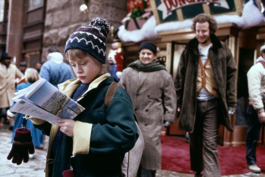 Kevin sam w Nowym Jorku - Najlepsze filmy o świętach Bożego Narodzenia
