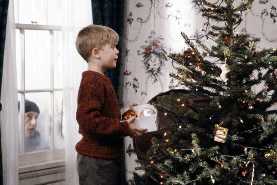 Kevin sam w domu - Najlepsze filmy o świętach Bożego Narodzenia