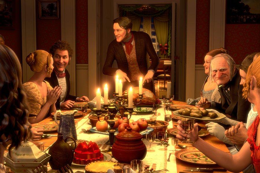 opowieść wigilijna - Najlepsze filmy o świętach Bożego Narodzenia