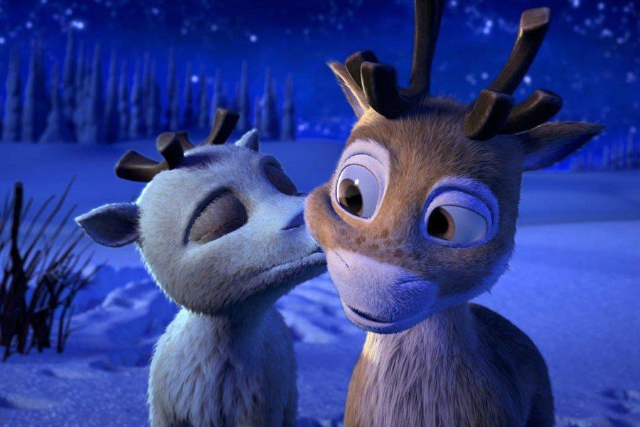 renifer niko - Najlepsze filmy o świętach Bożego Narodzenia