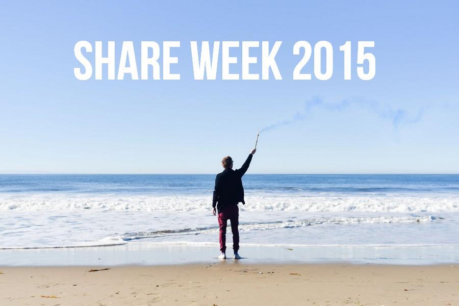 Share Week 2015, czyli blogi mojego życia
