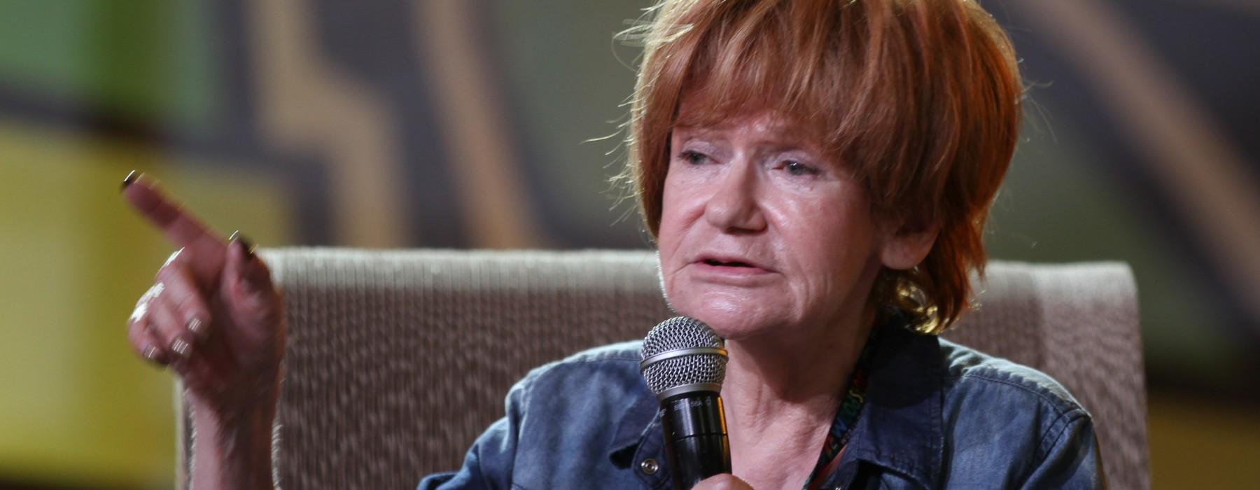 Maria Czubaszek. Najmocniejsze słowa kobiety wyklętej