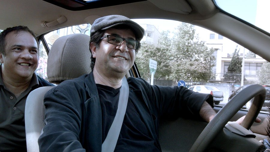 Taxi Teheran. Wsiadasz na własne ryzyko