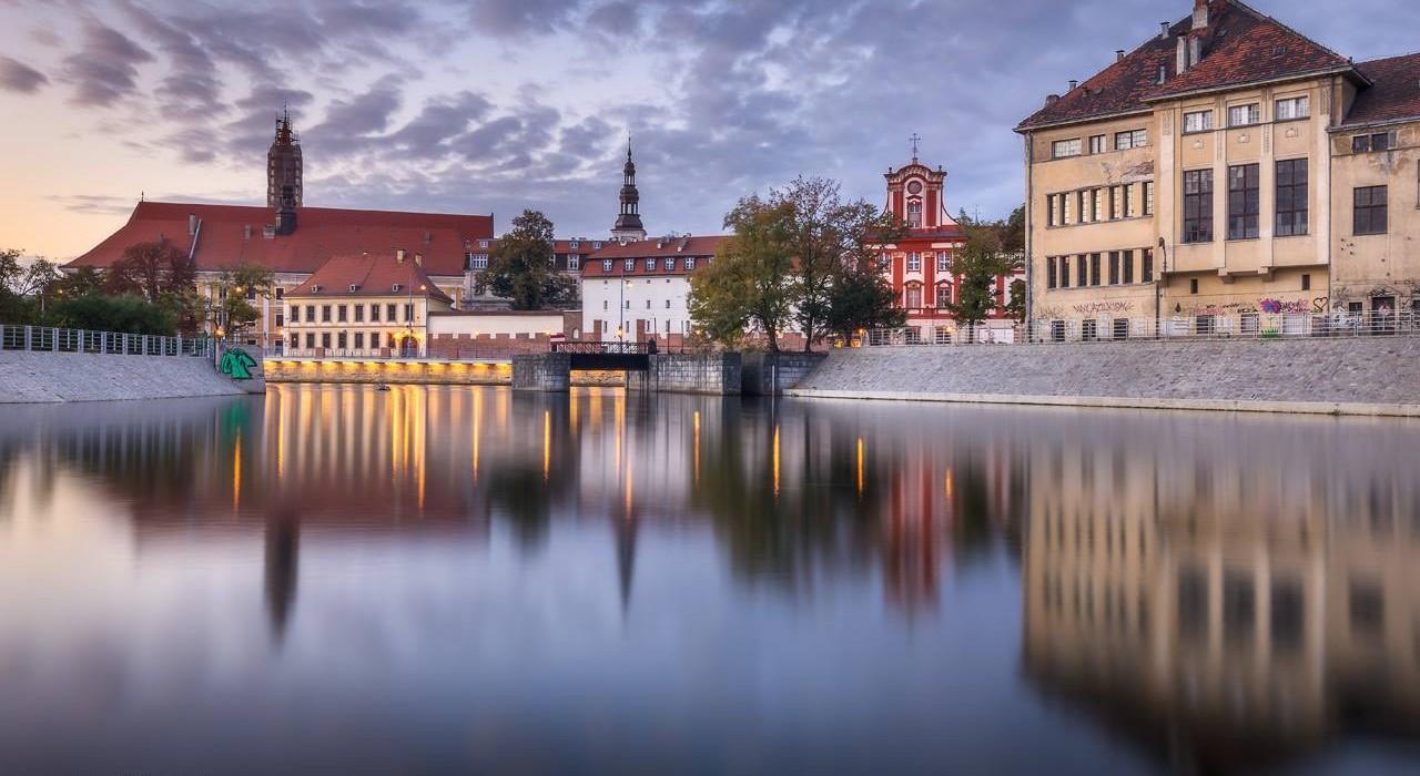 Wrocław, moje miasto