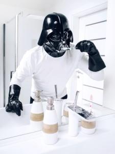 Darth Vader Paweł Kadysz