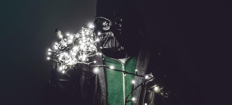 Podano do łóżka #34: Złośliwy Darth Vader i smutne prawdy o świętach