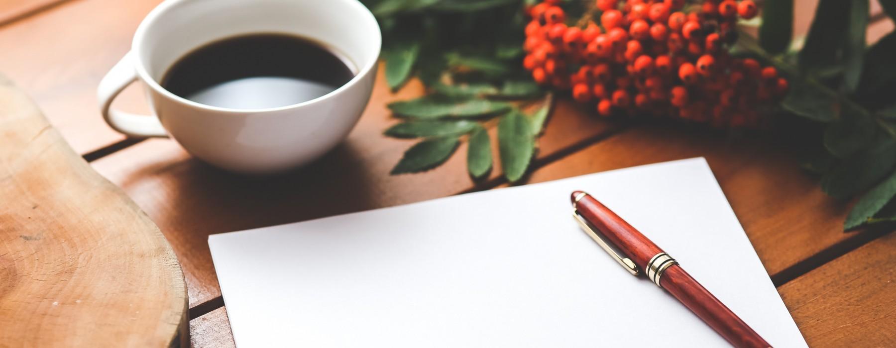 Prezenty dla wielbicieli kawy i książek. I niespodzianka dla Was!