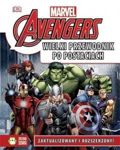 marvel avengers przewodnik