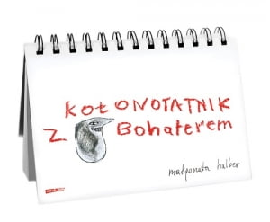 bohater notatnik