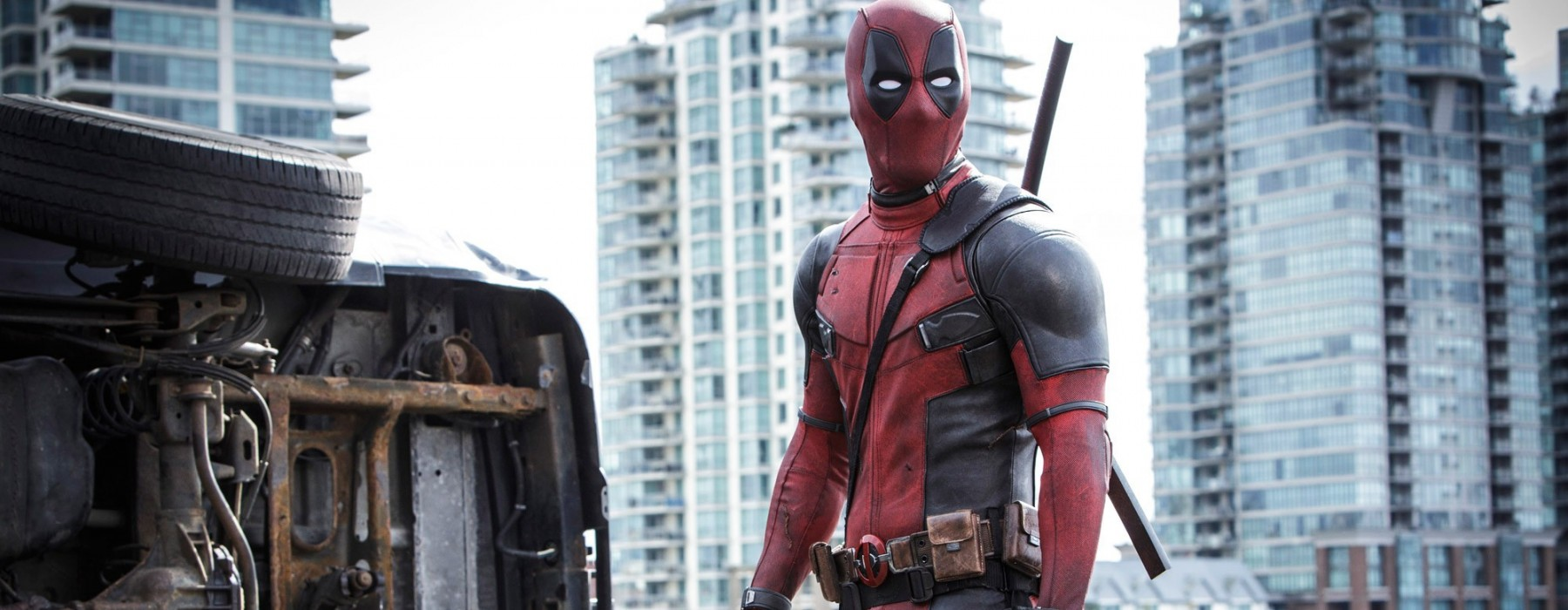 """""""Deadpool"""": Chamski, wulgarny i obrzydliwy. Słowem: doskonały!"""