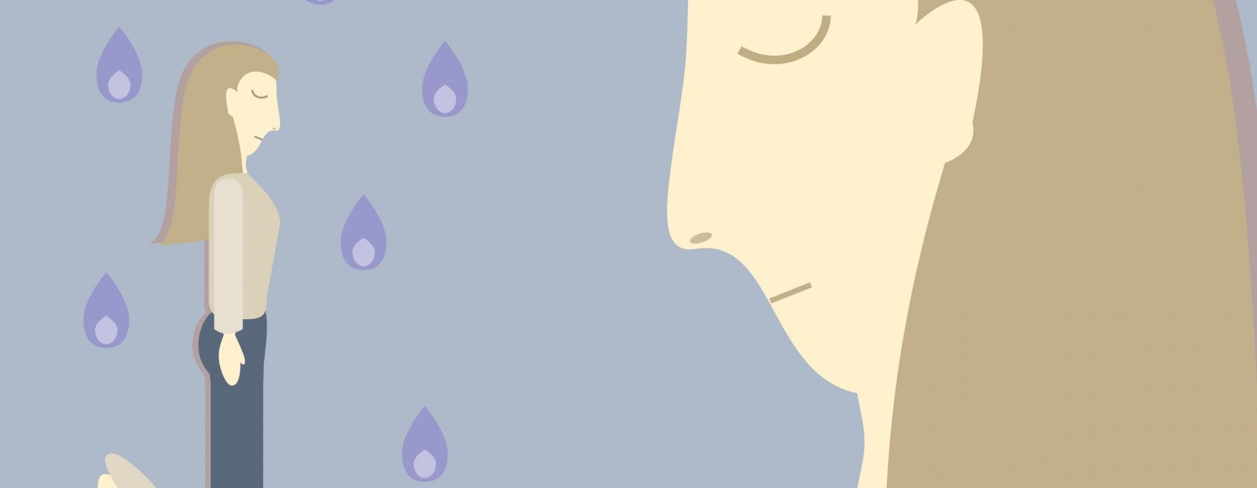 Nie kopać leżącego. 15 rzeczy, jakich nie wolno mówić osobom z depresją