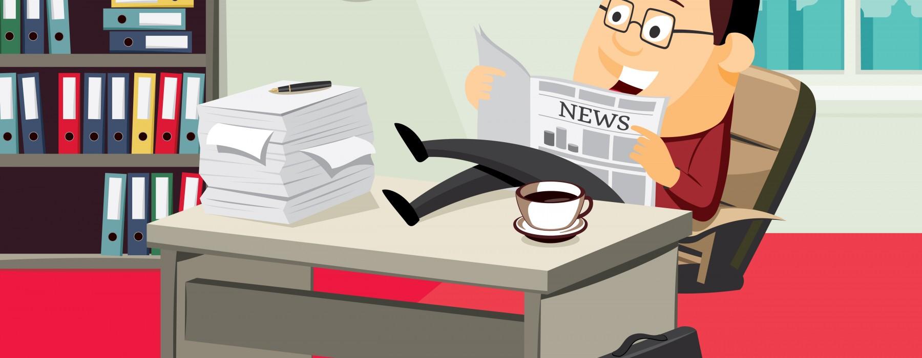 Czy warto być dziennikarzem? Opowieść z krainy barbarzyńców