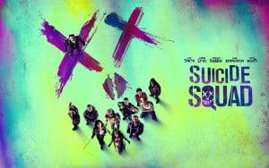 suicide squad plakat