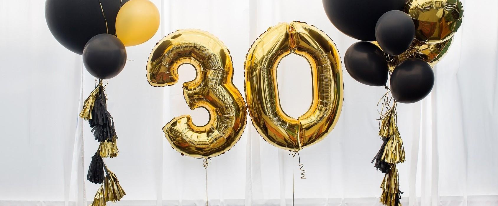 30 lat minęło! Zobacz 30 rad na lepsze życie – każdego dnia! [+ KONKURS!]