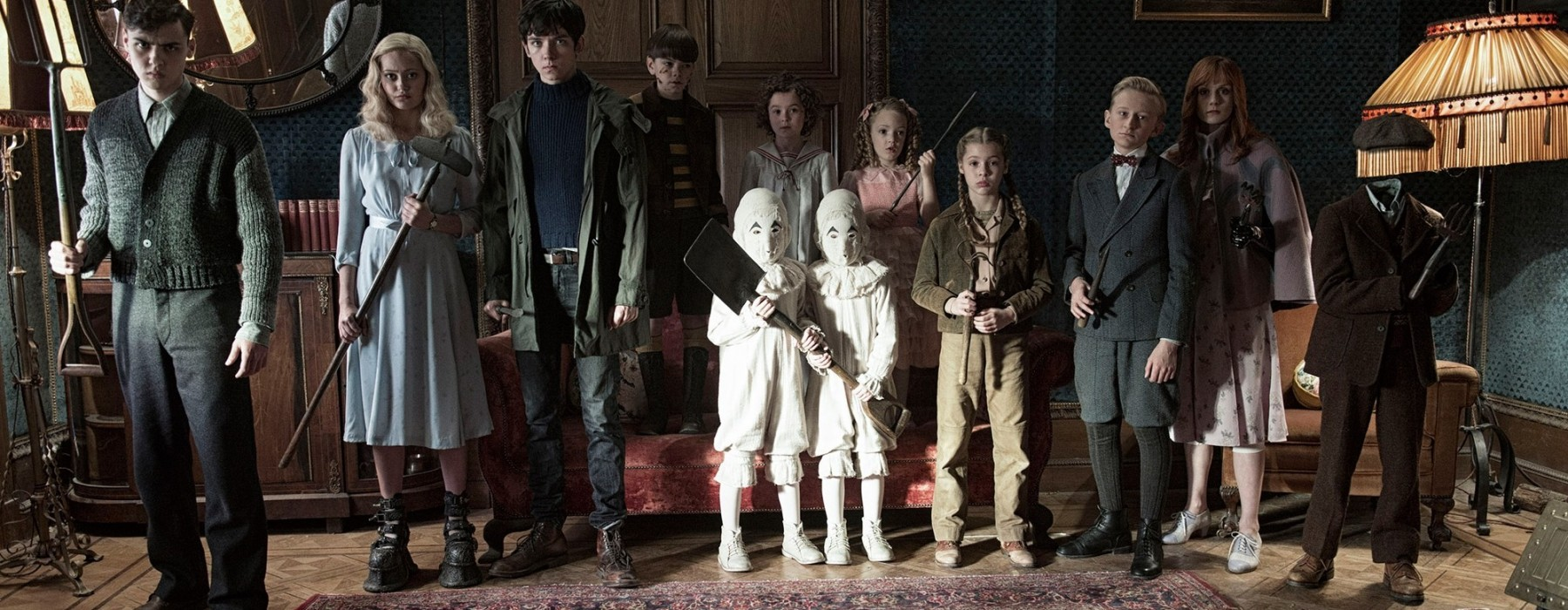 Osobliwy dom Pani Peregrine: Film do ziewania, Tim Burton na wakacje