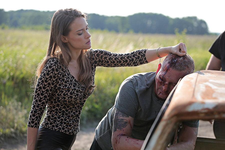 Anna dereszowska pitbull niebezpieczne kobiety 2016 - 2 5