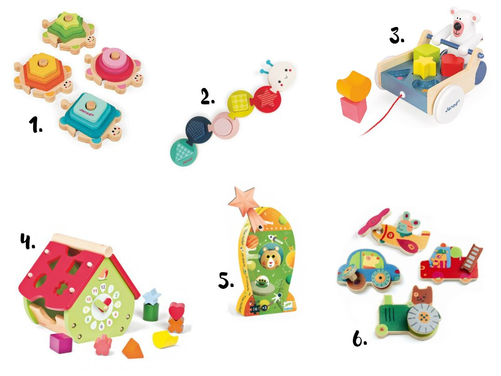 prezent na mikołaja: puzzle