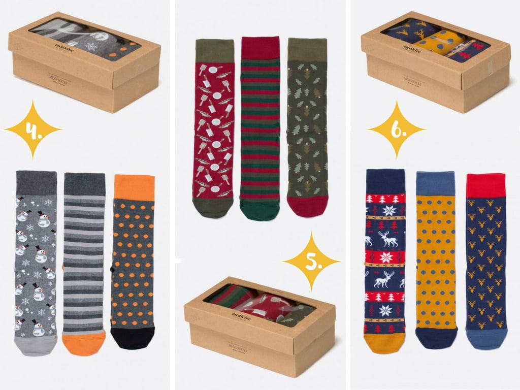 Skarpety świąteczne