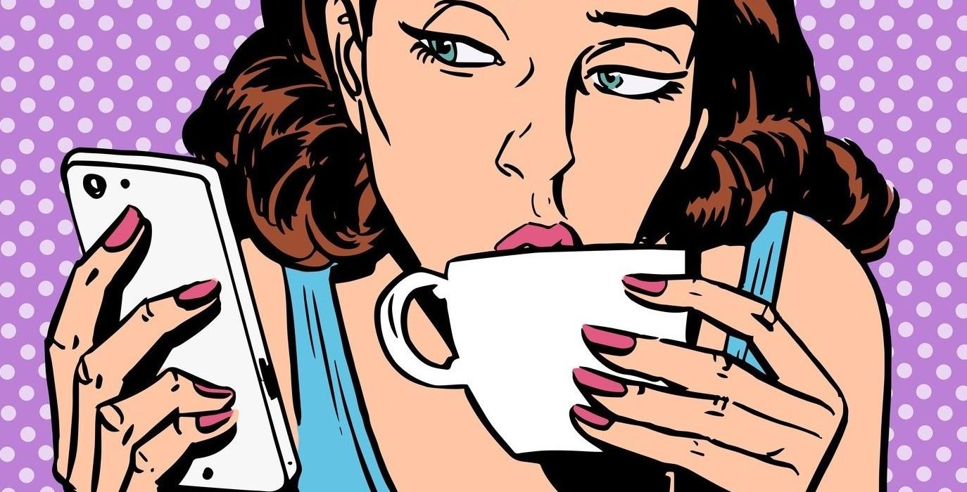 Ulubiony rytuał? Oczywiście, czytanie i kawa
