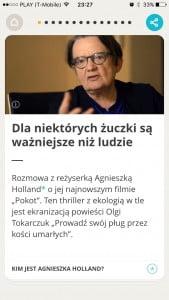 fiszki polityki aplikacja
