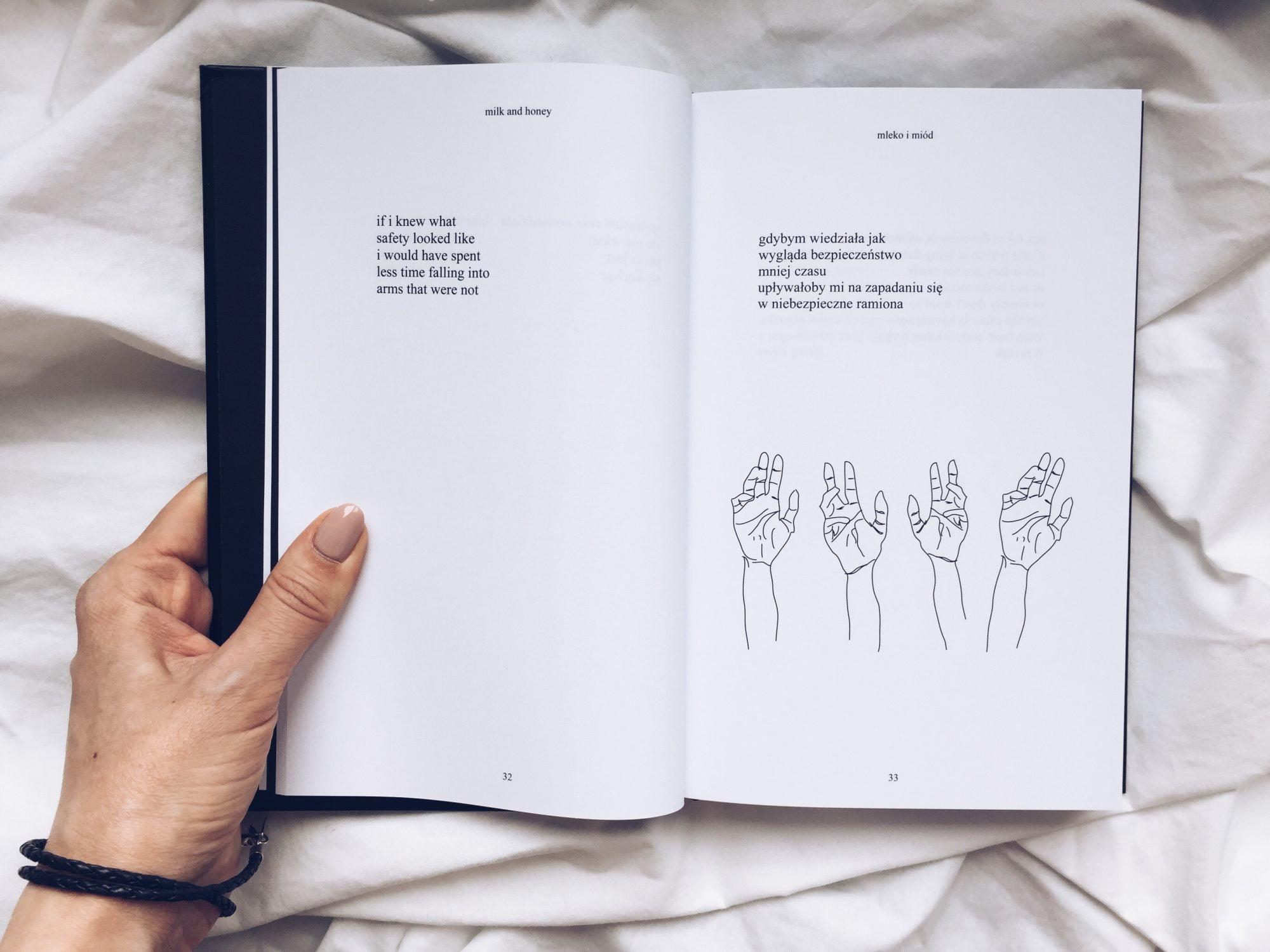 Mleko I Miód Rupi Kaur Książka O Kobietach Dla Kobiet