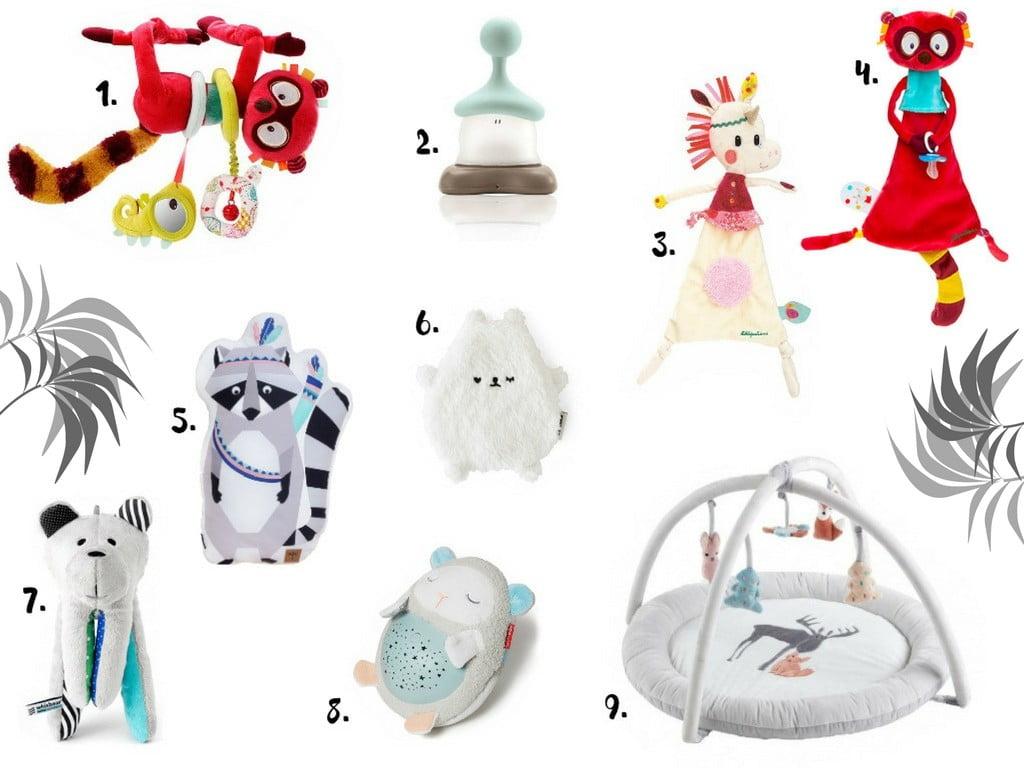 zabawki dla noworodka