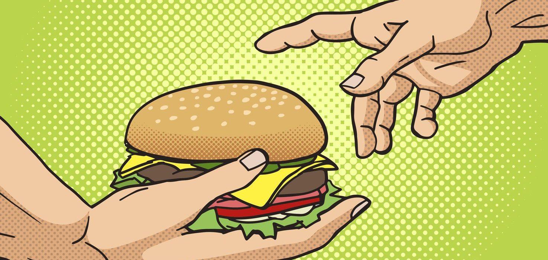 Calorie Brands: Nie patrz, bo zapłaczesz