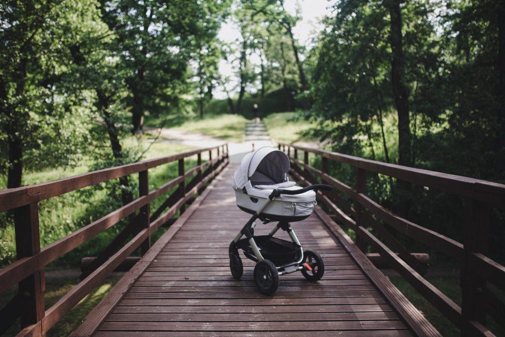 Wózek Stokke Trailz