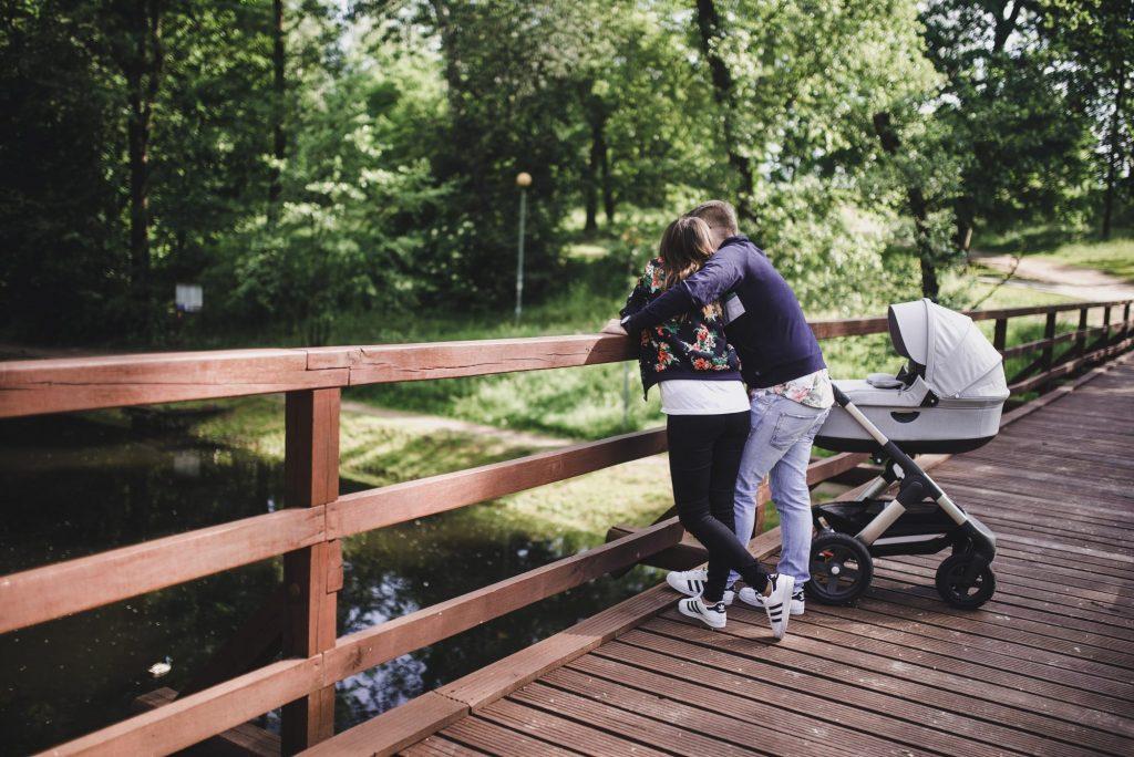 Wózek Stokke Trailz wózek