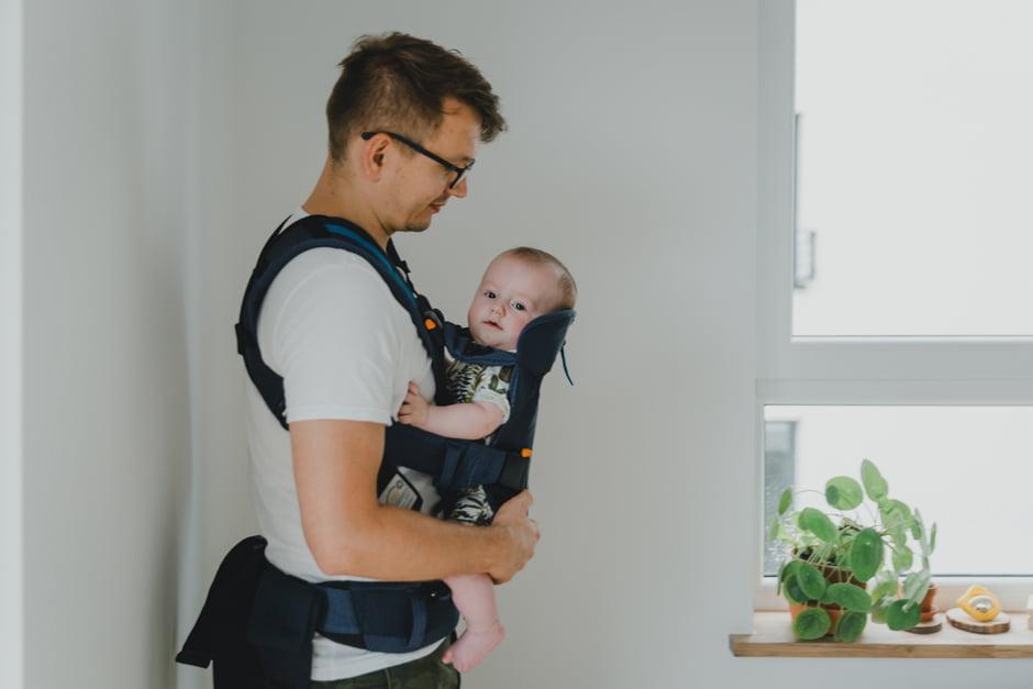 BabyBjörn nosidło