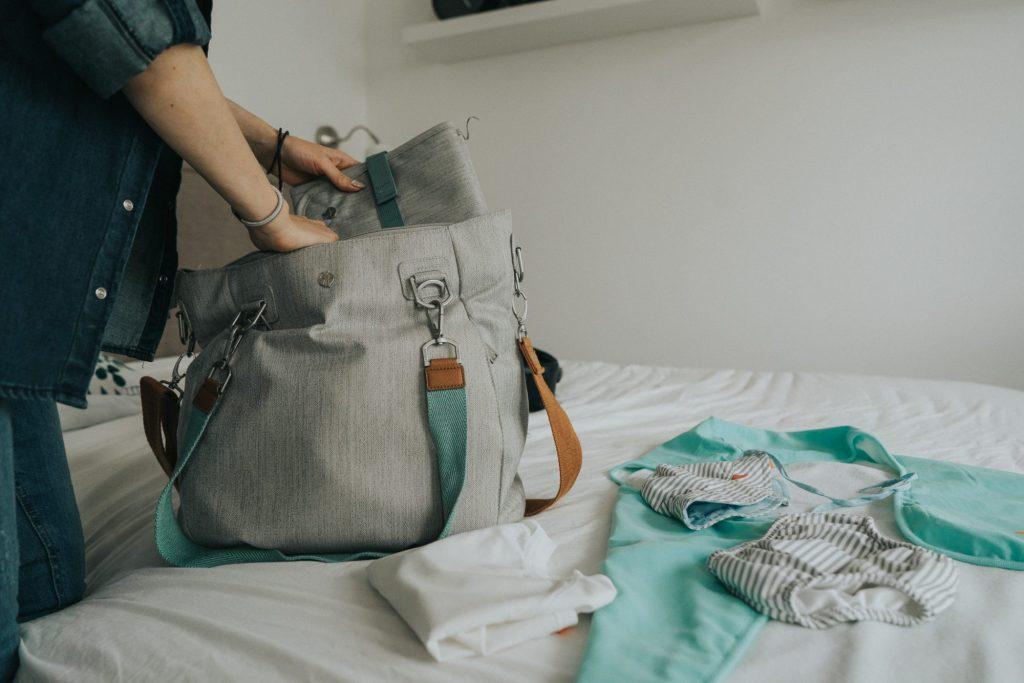 torba dla mamy lassig