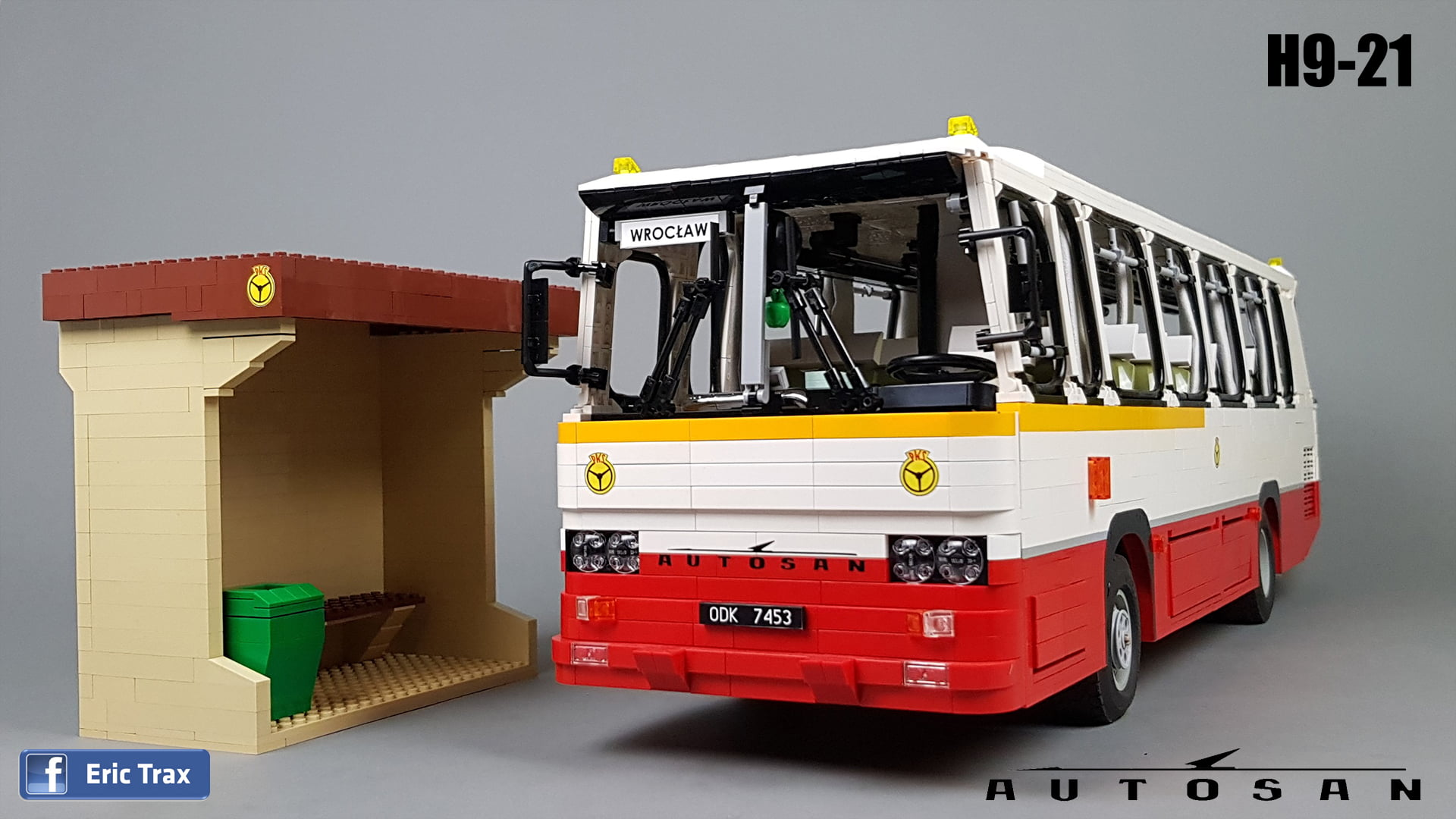 Autosan LEGO