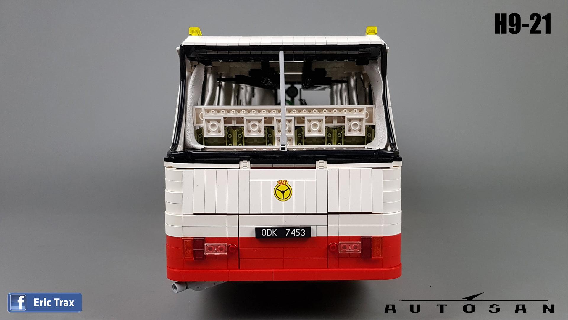 Autosan H9-21 LEGO