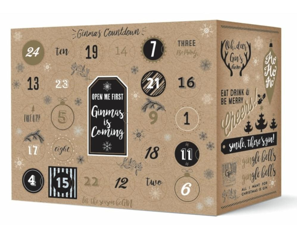 kalendarze adwentowe z alkoholem