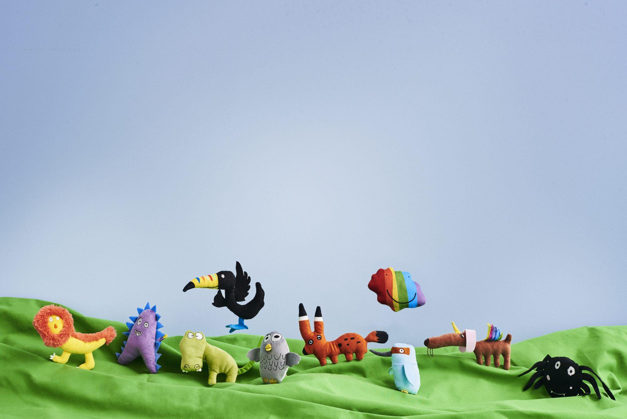 IKEA zabawki