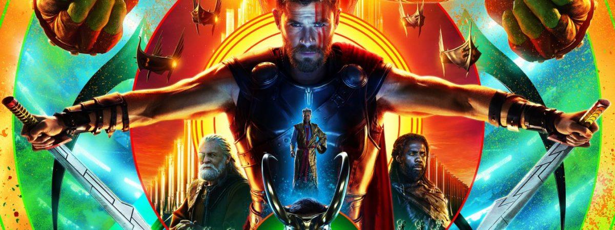 """""""Thor: Ragnarok"""", czyli przejażdżka po świecie psychodeli Marvela"""