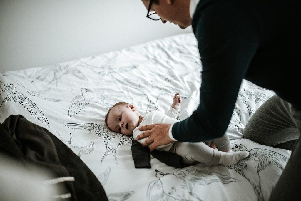 Jak ubrać dziecko do chrztu